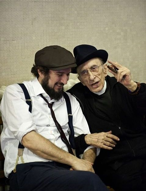 Vinicio Capossela e don Gallo