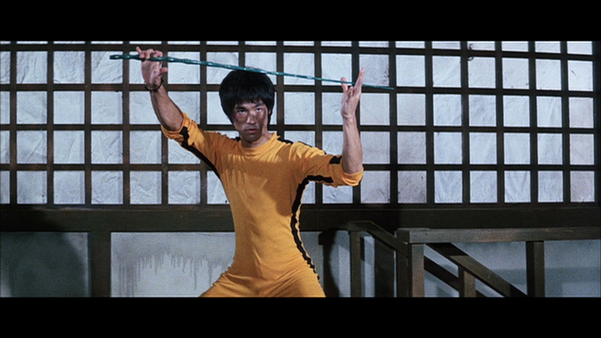 Bruce Lee in L'ultimo combattimento chen triade game of death cinema kung fu action movies hong kon cultstories