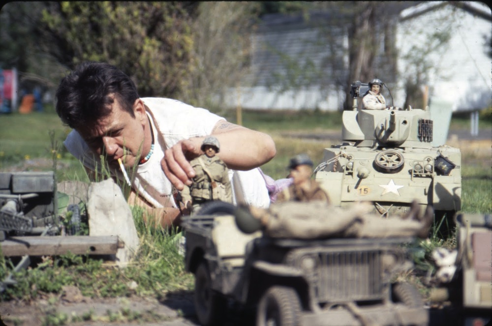 Mark Hogancamp e Marwencol