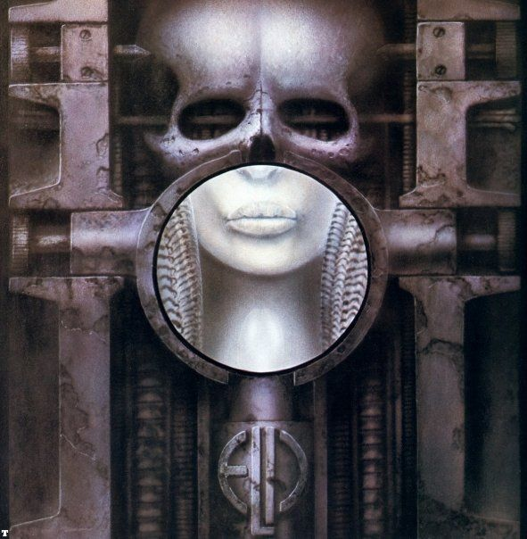 Giger's music cover