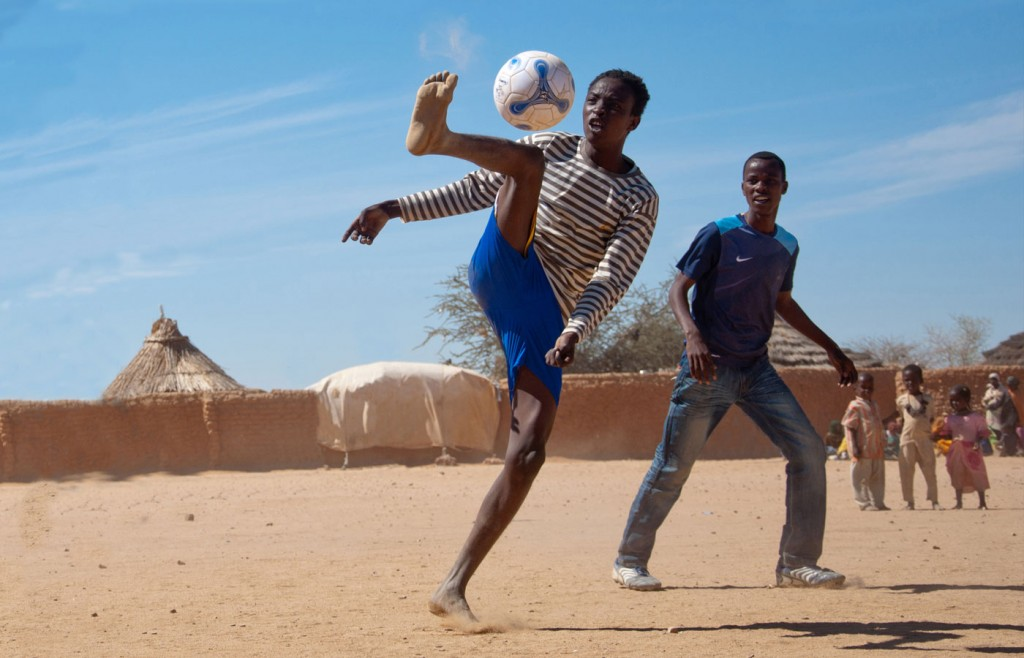 Darfur United ConIFA Cult Stories