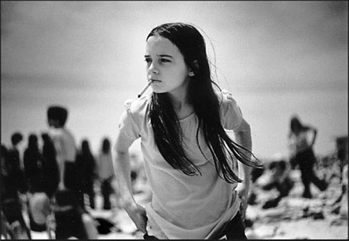 Joseph Szabo, Teenager