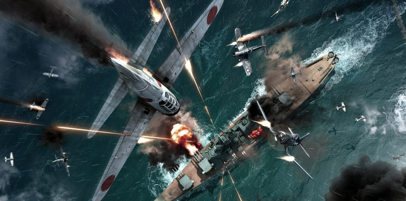 un'immagine tratta dal film Pearl Harbor di Michael Bay