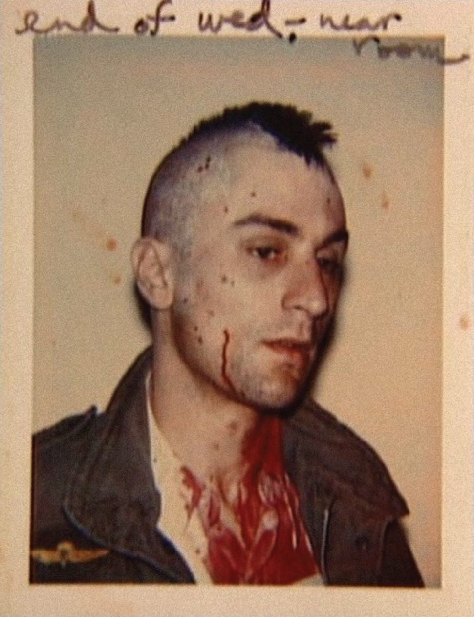 Robert De Niro nei panni di Travis Bickle in 'Taxi Driver', diretto da Martin Scorsese nel 1976; questo ruolo gli valse l'ascesa nell'olimpo dei miti del cinema contemporaneo. La foto, scattata sul set del film da qualcuno della troupe, riporta una misteriosa scritta che sembra alludere ad un appuntamento. Taxi Driver, Robert De Niro cult stories cultstories cinema cult story cultstory art culture music ipse dixit aneddoti citazioni frasi famose aforismi immagini foto personaggi cultura musica storie facts fatti celebrità vip cult spettacoli live performance concerto photo photography celebrity giornalismo scrittura libri genio pop icon attore cantante solista pittrice scultore attrice star diva sex symbol mito taxi driver cast taxi driver game taxi driver imdb taxi driver salary taxi driver jobs taxi driver trailer taxi driver poster taxi driver soundtrack taxi driver ending taxi driver netflix taxi driver quotes taxi driver jodie foster taxi driver analysis taxi driver app taxi driver are you talking to me taxi driver actors taxi driver awards taxi driver amazon taxi driver assault taxi driver arrested taxi driver asif hussain shah taxi driver albert brooks a taxi driver was going the wrong way a taxi driver on his death a taxi driver on his death poem a taxi driver commenced his journey a taxi driver job a taxi driver story a taxi driver movie a taxi driver games a taxi driver diary a taxi driver's life taxi driver blu ray taxi driver band taxi driver betsy taxi driver book taxi driver background check taxi driver blog taxi driver budget taxi driver benefits taxi driver band omaha ne taxi driver be my shrink for the hour mr b taxi driver taxi driver b a b.o taxi driver b.o. du film taxi driver taxi driver costume taxi driver crossword taxi driver characters taxi driver cinematography taxi driver crime taxi driver criterion taxi driver chicago taxi driver career taxi driver cap schedule c taxi driver taxi driver c pas bien taxi driver director taxi driver de niro taxi driver dvd taxi driver duties taxi driver description taxi driver definition taxi driver drummer taxi driver death taxi driver diner scene taxi driver dev anand taxi driver palme d or taxi driver 3 d driver łódź taxi taxi driver bande d'annonce juego de taxi driver jeux d taxi driver baby foot taxi driver d'occasion taxi driver bassin d'arcachon taxi driver fond d'écran taxi driver kanal d taxi driver explained taxi driver ebert taxi driver easy andy taxi driver employment taxi driver earnings taxi driver essay taxi driver estimate taxi driver ending analysis taxi driver employee or independent contractor drive e taxi driver chiacchiere e distintivo taxi driver e taxi-driver-android-app.apk saudade e adeus taxi driver o que e taxi driver taxi driver e toro scatenato taxi driver film taxi driver full taxi driver full movie free taxi driver filming locations taxi driver final scene taxi driver from how i met your mother taxi driver famous quotes taxi driver film analysis taxi driver finger gun taxi driver font london taxi drivers f taxi driver f taxi driver gif taxi driver gym class heroes taxi driver guns taxi driver gets shot taxi driver game 3d taxi driver genre taxi driver games online taxi driver game fog taxi driver girl taxi driver g g shock taxi driver taxi driver hat taxi driver haircut taxi driver himym taxi driver hindi movie taxi driver hourly wage taxi driver hulu taxi driver here is a man taxi driver harry chapin taxi driver hiring taxi driver hours h zombie taxi driver taxi driver in spanish taxi driver income taxi driver in pulp fiction taxi driver imfdb taxi driver images taxi driver insurance taxi driver in scrooged taxi driver in nyc taxi driver in las vegas i a taxi driver in calcutta i a taxi driver song i am taxi driver in calcutta taxi driver job description taxi driver jacket taxi driver jodie foster age taxi driver jobs las vegas taxi driver jobs near me taxi driver jokes taxi driver jobs nyc taxi driver jobs in chicago triple j taxi driver taxi driver killed taxi driver killed on camera taxi driver kidnaps passenger taxi driver killer taxi driver killed denver taxi driver kills passenger taxi driver killed in rahway nj taxi driver killed in okc taxi driver killed in orlando taxi driver kidnaps passenger movie 1099 k taxi drivers taxi driver license taxi driver las vegas taxi driver locations taxi driver list taxi driver long beach taxi driver loneliness taxi driver license cost taxi driver license ny taxi driver los angeles taxi driver last scene r plus l - taxi driver l'odio taxi driver taxi driver movie online taxi driver mohawk taxi driver movie poster taxi driver meme taxi driver monologue taxi driver music taxi driver movie cast taxi driver meaning taxi driver martin scorsese cameo taxi driver movie trailer mr m taxi driver taxi driver movie i ' m a taxi driver taxi driver m-65 jacket m cab driver m-65 taxi driver taxi driver number taxi driver near me taxi driver nyc taxi driver new york taxi driver name taxi driver nyc salary taxi driver novel taxi driver needed taxi driver news taxi driver online taxi driver online free taxi driver omaha taxi driver opening taxi driver ost taxi driver opening scene taxi driver overrated taxi driver on netflix taxi driver online game taxi driver oscar tosh.o taxi driver tosh.o taxi driver crash tosh.o taxi driver web redemption cast of taxi driver adventures of taxi driver ending of taxi driver games of taxi driver songs of taxi driver meaning of taxi driver story of taxi driver and old lady taxi driver plot taxi driver pay taxi driver parents guide taxi driver pictures taxi driver pulp fiction taxi driver pimp taxi driver phone number taxi driver photos taxi driver prank taxi driver 720 p izle taxi driver 720p taxi driver quiz taxi driver quote are you talking to me taxi driver quick draw taxi driver queen latifah online taxi driver quotes real rain taxi driver quotes organizized taxi driver questions and answers taxi driver quotes june 29th' taxi driver questions q significa taxi driver en español taxi driver robert de niro taxi driver rotten tomatoes taxi driver review taxi driver remake taxi driver requirements taxi driver roger ebert taxi driver rain taxi driver resume taxi driver running time taxi driver rating taxi driver r rating taxi driver shot taxi driver script taxi driver song taxi driver synopsis taxi driver streaming taxi driver supernatural taxi driver scene taxi driver shirt taxi driver salary nyc taxi driver game s taxi driver martin s taxi driver online s prevodom taxi driver s taxi driver movie s taxi driver s prevodom игри с taxi driver taxi driver theme taxi driver tip taxi driver travis bickle taxi driver t shirt taxi driver trivia taxi driver theme song taxi driver tv tropes taxi driver training taxi driver test taxi driver taxi driver union taxi driver uber taxi driver unblocked taxi driver uniform taxi driver union nyc taxi driver unblocked games taxi driver youtube taxi driver uk taxi driver uk requirements taxi driver uae youtube taxi driver dancing dublin taxi driver youtube youtube dublin taxi driver dancing do u tip taxi drivers if u marry taxi driver should u tip taxi drivers if u marry taxi driver mp3 if u marry taxi driver i dont care taxi driver video game taxi driver vhs taxi driver vs uber taxi driver viooz taxi driver video taxi driver vs raging bull taxi driver vs goodfellas taxi driver violence taxi driver voice over taxi driver vietnam gta v taxi driver gta v online taxi driver gooch v dublin taxi driver taxi driver wiki taxi driver wanted taxi driver wallpaper taxi driver workout taxi driver wages taxi driver wizard taxi driver workout scene taxi driver wisdom taxi driver wallet taxi driver weapons taxi driver w anglii gry w taxi cab driver gry w taxi driver taxi driver xmovies8 taxi driver x in bullet taxi driver xbox taxi driver x rating taxi driver xvid x case taxi driver x bullet taxi driver taxi driver x taxi driver x online taxi driver x reparto taxi driver year taxi driver you talkin to me quote taxi driver yify taxi driver yells at uber taxi driver yellow cab taxi driver youtube trailer taxi driver you talking to me mp3 taxi driver yahoo game taxi driver you talking to me scene analysis pokemon x and y taxi drivers drive y taxi driver jocuri taxi n.y cab driver fria y distante taxi driver taxi driver zion t taxi driver zombie prank taxi driver zoo free taxi driver zoowax taxi driver zilizopendwa taxi driver zavvi steelbook taxi driver zurich taxi driver zeus subtitles taxi driver zippo taxi driver zitate rysiek z klanu taxi driver tosh.0 taxi driver taxi driver 300 000 tosh.0 taxi driver crash taxi driver $7 000 telecharger taxi driver sur 01net taxi driver cineblog01 taxi driver 1976 taxi driver 1976 full movie taxi driver 1954 taxi driver 1976 watch online taxi driver 1080p taxi driver 1976 analysis taxi driver 1976 online free taxi driver 1975 taxi driver 1976 trailer taxi driver 1976 full movie online 1 channel taxi driver 1 6 taxi driver mafia 1 taxi driver number 1 taxi driver campaign sherlock episode 1 taxi driver sherlock series 1 taxi driver 1 channel.ch taxi driver taxi driver 1 game taxi driver 1 million miles taxi driver 1 million taxi driver 2015 taxi driver 2 movie taxi driver 2004 taxi driver 2 mod apk taxi driver 2014 taxi driver 2 apk taxi driver 2013 taxi driver 2006 game download taxi driver 2 cheats taxi driver 2 android mafia 2 taxi driver mod mafia 2 taxi driver gta 2 taxi drivers must die jackass 2 taxi driver sims 2 taxi driver samorost 2 taxi driver gta 2 taxi driver nvq 2 taxi driver smurfs 2 taxi driver mafia 2 taxi driver mod download taxi driver 3d taxi driver 3.5 taxi driver 3d simulator taxi driver 3d friv taxi driver 3d game download taxi driver 300mb taxi driver 3d apk taxi driver 35th anniversary blu ray taxi driver 3d cab parking taxi driver 3 game taxi 3 driver gta 3 taxi driver gta 3 taxi driver quotes sims 3 taxi driver gta 3 taxi driver glitch hostel 3 taxi driver rush hour 3 taxi driver fringe season 3 taxi driver saints row 3 taxi driver rush hour 3 taxi driver wife taxi driver 4k taxi driver 44 magnum taxi driver 4k blu ray taxi driver 44 magnum scene taxi driver 44 magnum quote taxi driver 40th anniversary taxi driver 4k review taxi driver 4k restoration taxi driver 4 game taxi driver 457 visa gta 4 taxi driver gta 4 taxi driver mod gta 4 taxi driver quotes gta 4 taxi drivers wanted gta 4 taxi driver sayings gta 4 taxi driver mission movie about 4 taxi drivers gta 4 taxi driver ps3 gta 4 taxi driver mod download gta 4 taxi drivers wanted number taxi driver 50/50 split taxi driver 50 pushups taxi driver 57th street taxi driver 50 reasons taxi driver 5 online subtitrat taxi driver 5 obstructions taxi driver 50 cents taxi driver gta 5 taxi driver gta 5 online taxi driver quotes 50 pushups 5 taxi drivers movie gta 5 taxi driver yakuza 5 taxi driver gta 5 taxi driver rewards royce da 5 taxi driver die hard 5 taxi driver royce da 5 taxi driver lyrics royce da 5'9 taxi driver mp3 royce da 5'9 taxi driver download taxi driver 5 taxi driver 60632 taxi driver 1/6 taxi driver 1/6 figure taxi driver with 6 points super taxi driver nokia 6300 ang taxi driver part 6 taxi driver m 65 6 letter word for taxi driver taxi driver 76 taxi driver 720p kickass taxi driver 720p yify taxi driver 720p mkv subtitles english taxi driver 7000 taxi driver 720p mkv subtitles taxi driver 720p english subtitles taxi driver 7000 a month taxi driver 720p mkv 7 taxi drivers killed seven taxi drivers killed in kawangware 7 news taxi driver 7 up taxi driver taxi driver 8/8 taxi driver 818 taxi driver 8x19 8.19 taxi driver super taxi driver windows 8 taxi driver (1976) brrip 720p 800mb 8.5 taxi driver taxi driver subtitulos 842 mb taxi driver super 8 8 taxi drivers killed supernatural season 8 taxi driver supernatural season 8 taxi driver review supernatural season 8 taxi driver online supernatural season 8 taxi driver watch online supernatural season 8 taxi driver watch supernatural season 8 taxi driver streaming supernatural season 8 taxi driver synopsis supernatural season 8 taxi driver recap supernatural season 8 taxi driver episode taxi driver 9211 taxi driver 9/11 taxi driver 9211 songs taxi driver 9gag taxi driver 90 year old woman taxi driver mobile9 911 taxi driver taxi driver squirrel 9gag taxi driver 91607 taxi driver 98100 9/11 taxi driver mobile 9 taxi driver game 9 news brisbane taxi driver taxi driver 1099 taxi driver 1080 taxi driver 1080p download taxi driver 1080p yify taxi driver 101 car games taxi driver 1080p tpb taxi driver 1080p subtitles taxi driver 1099 k taxi driver 1040 ben 10 taxi driver ben 10 taxi driver game top 10 worst taxi drivers juegos 10 taxi driver 10 juegos de driver taxi