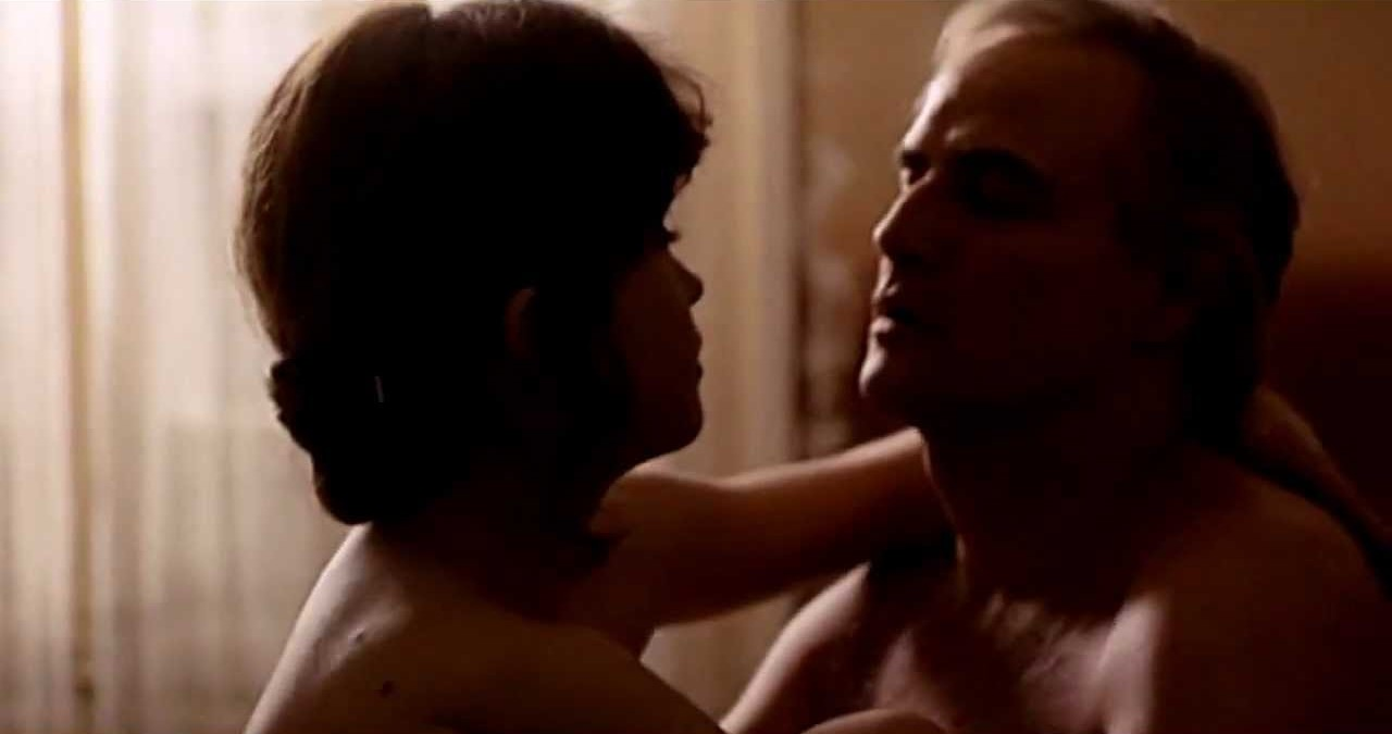Cult Stories Marlon Brando Maria Schneider Last tango in Paris erotic cinema Bertolucci