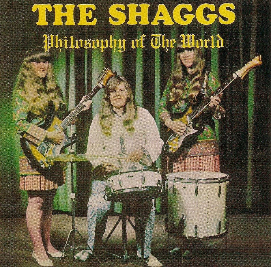 Cult Stories The Shaggs rock band Wiggin sisters Philosophy of the world album music musique musica photo