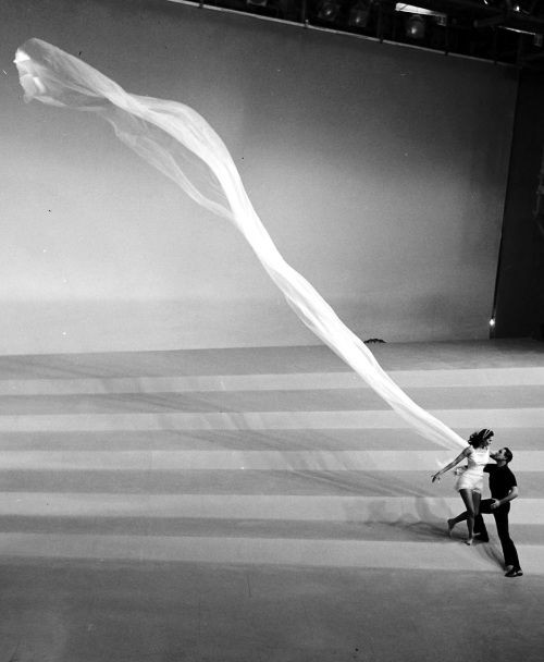 Gene Kelly e Cyd Charisse durante le riprese di 'Singing In The Rain' (Cantando sotto la pioggia), il musical del 1952 diretto da Stanley Donen e lo stesso Kelly, con Donald O'Connor e Debbie Reynolds. Cult Stories cinema dance Gene Kelly and Cyd Charisse cult stories cultstories cinema cult story cultstory art culture music ipse dixit aneddoti citazioni frasi famose aforismi immagini foto personaggi cultura musica storie facts fatti celebrità vip cult spettacoli live performance concerto photo photography celebrity giornalismo scrittura libri genio pop icon attore cantante solista pittrice scultore attrice star diva sex symbol mito