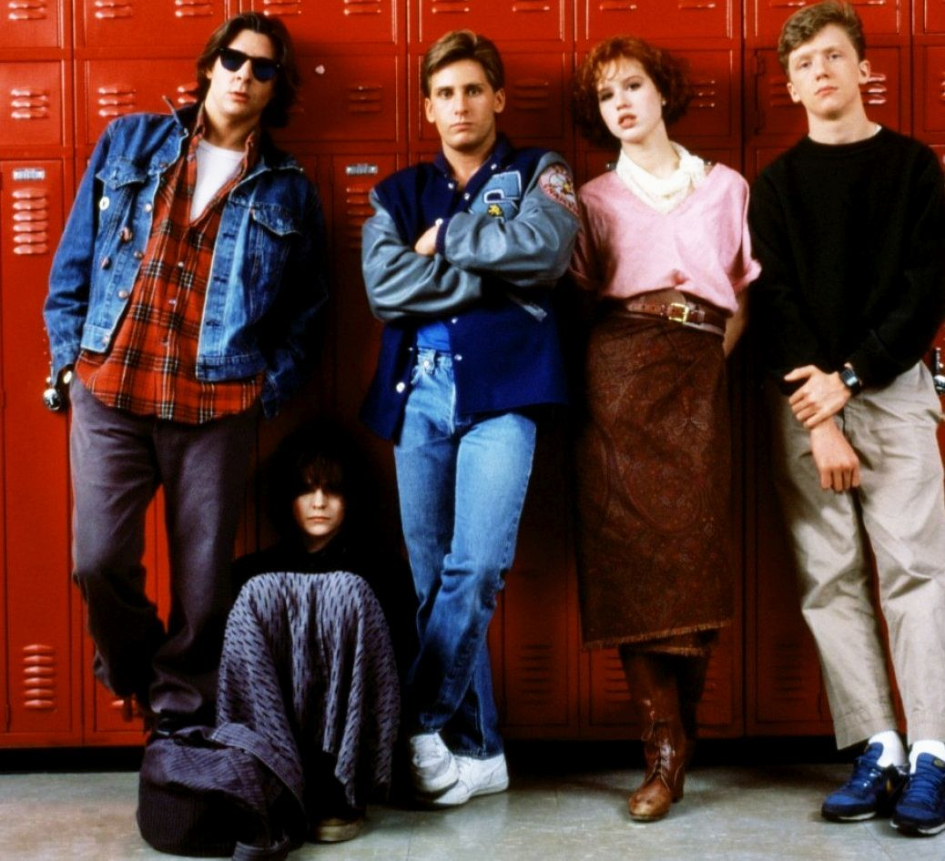 Cult Stories the breakfast club cinema cult teen movie film adolescenza anni '80 liceo high school
