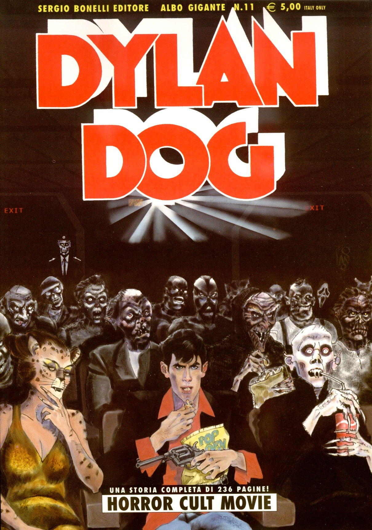 Dylan dog by angelo stano cover copertina sergio bonelli fumetto cult stories cultstories - Dylan dog attraverso lo specchio ...