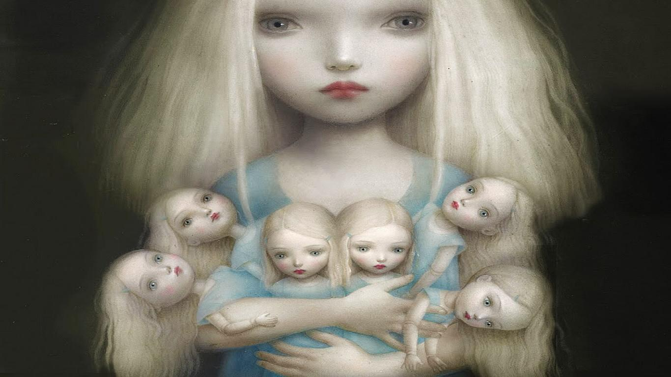 Nicoletta Ceccoli's artwork Un'opera dell'illustratrice sammarinese Nicoletta Ceccoli. art, fiaba, fairytale, princess, principessa, dream, sogno, artist, cult stories cultstories cinema cult story cultstory art culture music ipse dixit aneddoti citazioni frasi famose aforismi immagini foto personaggi cultura musica storie facts fatti celebrità vip cult